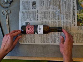 Flaschen wein verpacken 2 Geschenkverpackungen für
