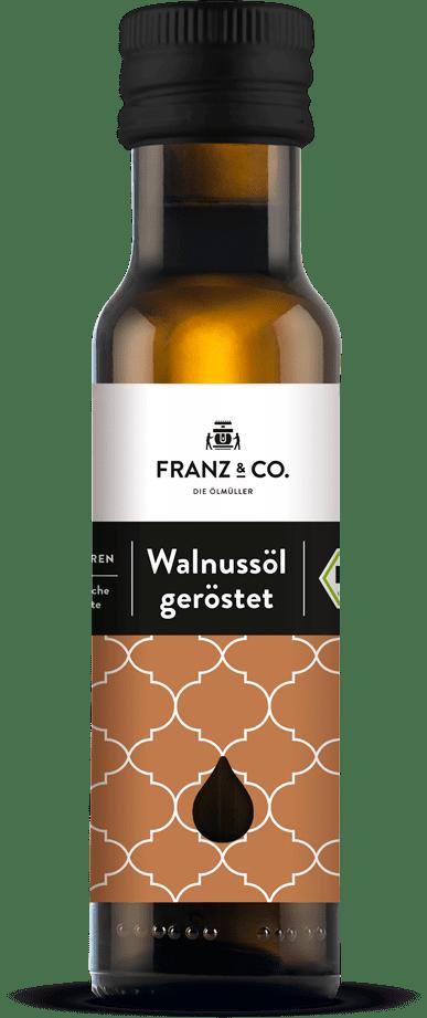 Bio-Walnusöl von FRANZ & CO.