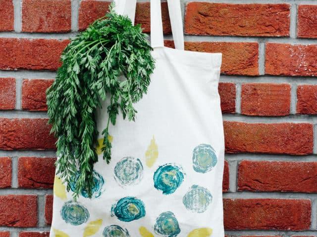 Gemüsedruck